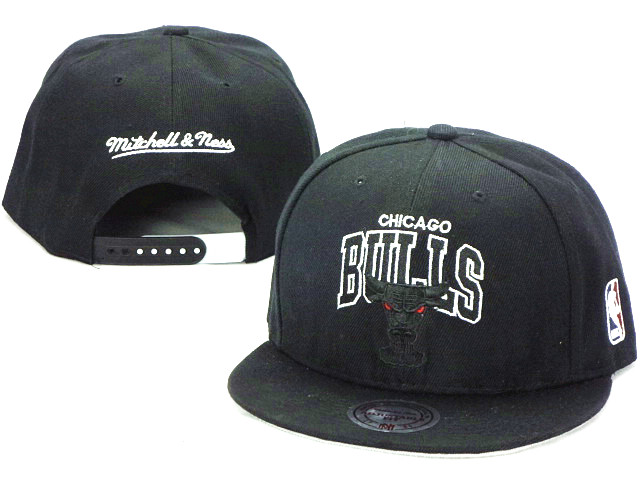 Chicago Bulls NBA Snapback Hat ZY20