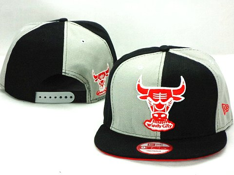Chicago Bulls NBA Snapback Hat ZY22