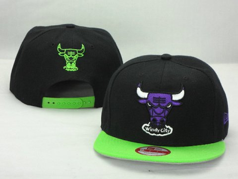 Chicago Bulls NBA Snapback Hat ZY24