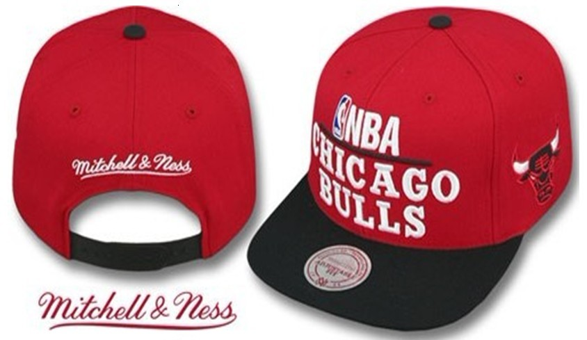 Chicago Bulls Snapback Hat LX18