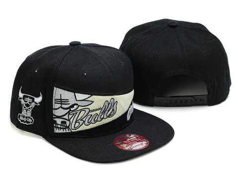 Chicago Bulls Snapback Hat LX30