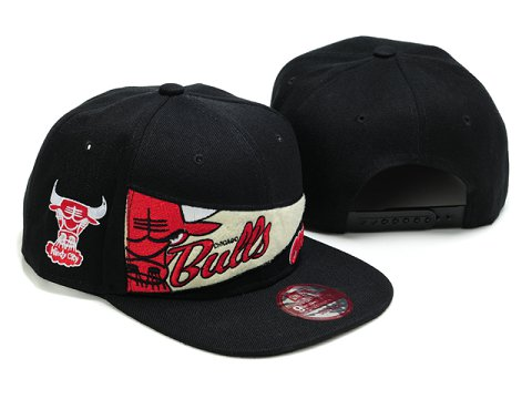 Chicago Bulls Snapback Hat LX32