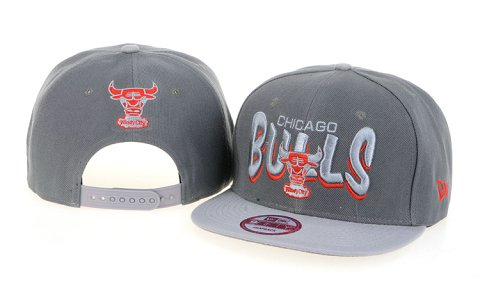Chicago Bulls NBA Snapback Hat 60D02