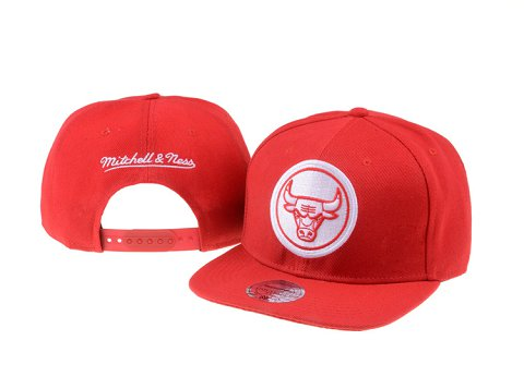 Chicago Bulls NBA Snapback Hat 60D05