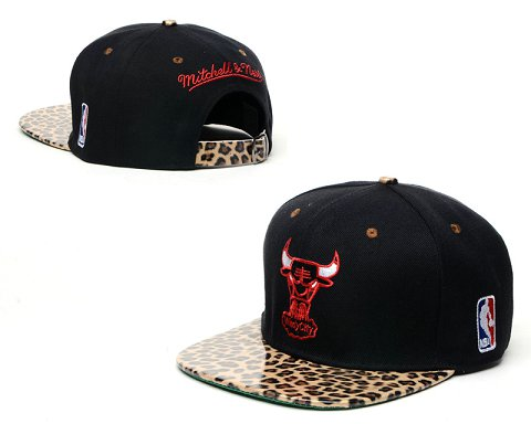 Chicago Bulls NBA Snapback Hat 60D15