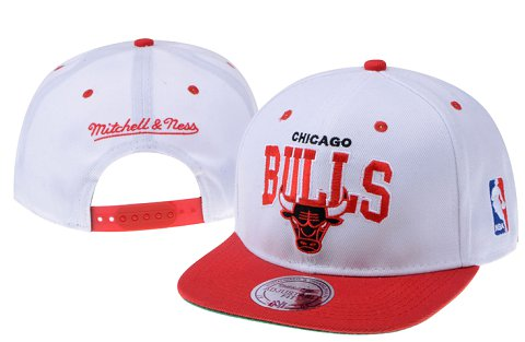 Chicago Bulls NBA Snapback Hat 60D17