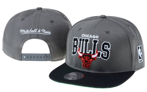 Chicago Bulls NBA Snapback Hat 60D18