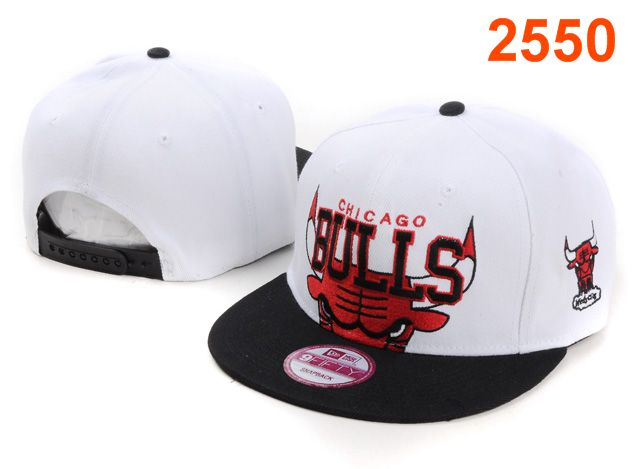 Chicago Bulls NBA Snapback Hat PT073