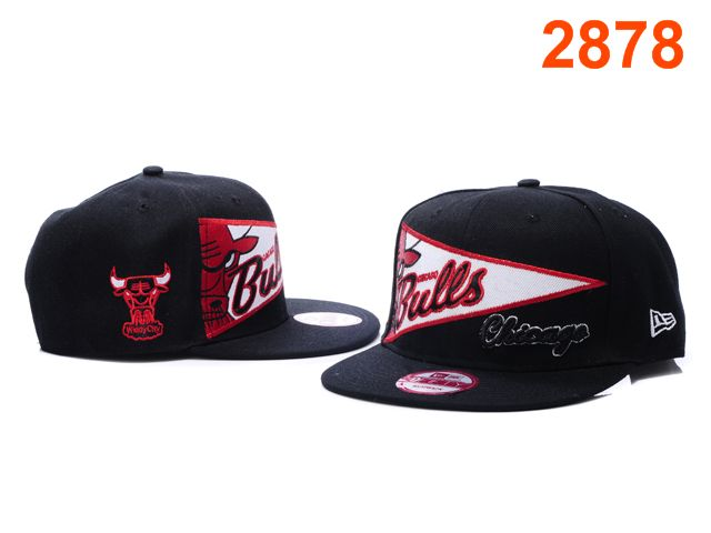 Chicago Bulls NBA Snapback Hat PT121