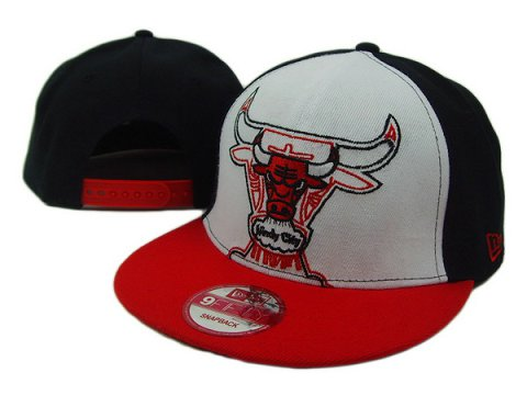 Chicago Bulls NBA Snapback Hat SD01