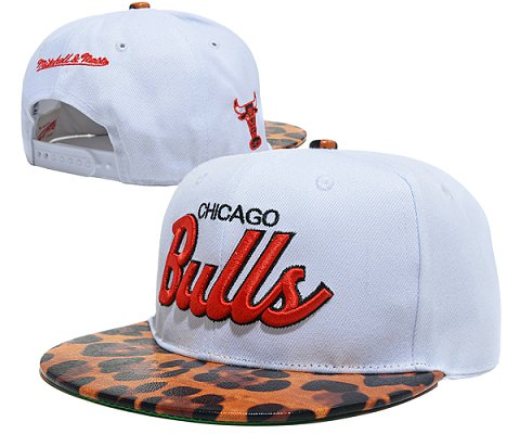 Chicago Bulls NBA Snapback Hat SD20