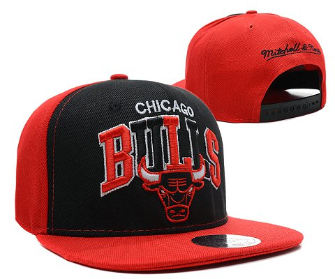 Chicago Bulls NBA Snapback Hat SD26