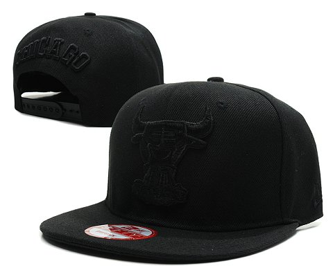 Chicago Bulls NBA Snapback Hat SD35