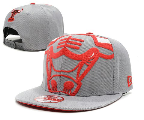 Chicago Bulls NBA Snapback Hat SD36