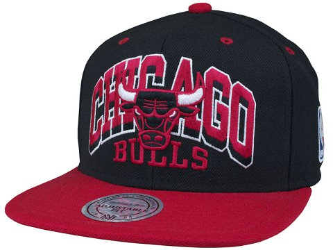 Chicago Bulls NBA Snapback Hat SD38