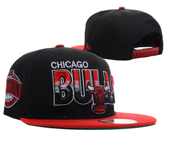 Chicago Bulls NBA Snapback Hat SD44