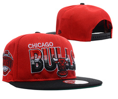 Chicago Bulls NBA Snapback Hat SD45