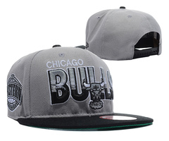 Chicago Bulls NBA Snapback Hat SD46