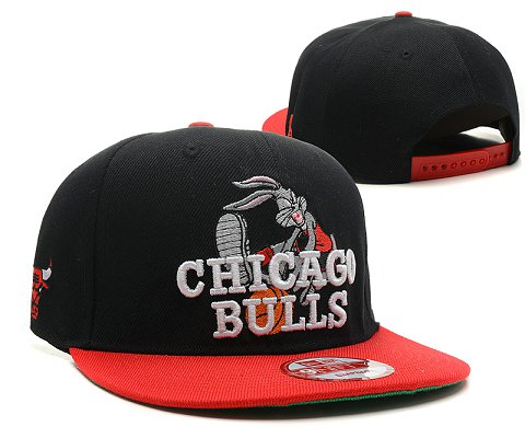 Chicago Bulls NBA Snapback Hat SD48