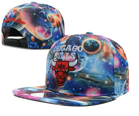 Chicago Bulls NBA Snapback Hat SD54