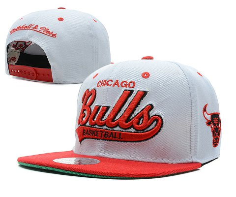 Chicago Bulls NBA Snapback Hat SD55