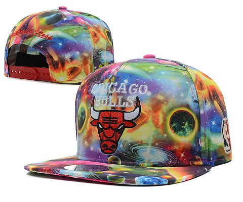 Chicago Bulls NBA Snapback Hat SD60