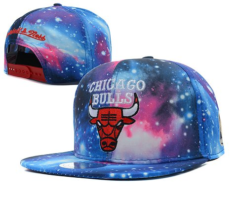 Chicago Bulls NBA Snapback Hat SD63