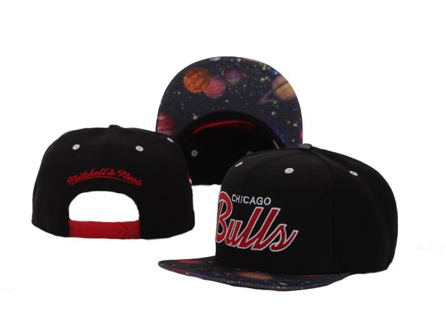 Chicago Bulls NBA Snapback Hat Sf01