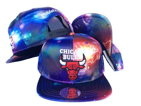Chicago Bulls NBA Snapback Hat Sf05