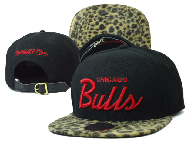 Chicago Bulls NBA Snapback Hat Sf16