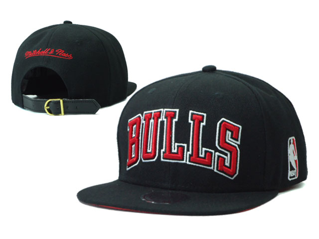 Chicago Bulls NBA Snapback Hat Sf26