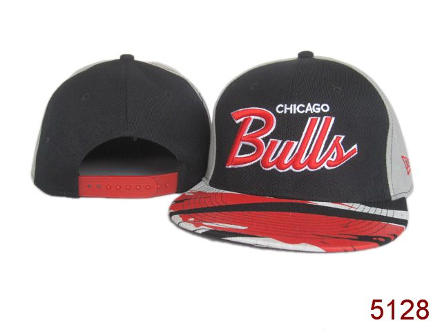 Chicago Bulls NBA Snapback Hat SG07