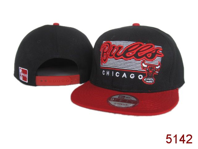 Chicago Bulls NBA Snapback Hat SG09