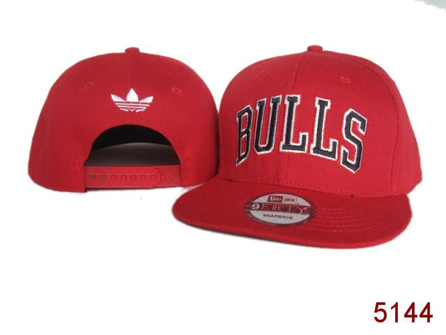 Chicago Bulls NBA Snapback Hat SG11