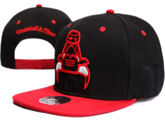 Chicago Bulls NBA Snapback Hat XDF006