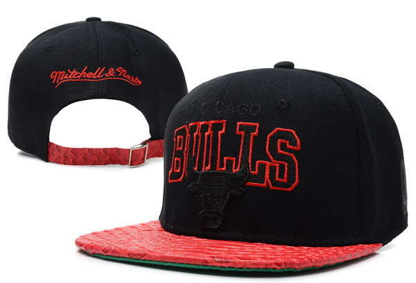 Chicago Bulls Snapback Hat XDF 12