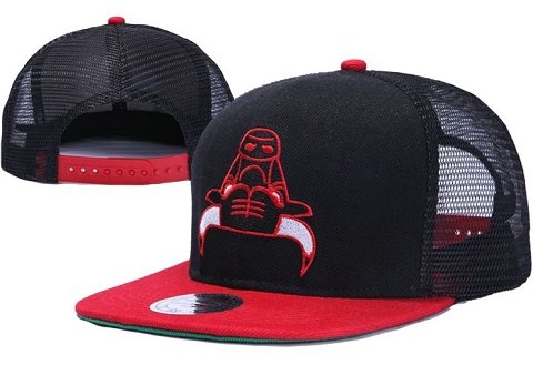 Chicago Bulls NBA Snapback Hat XDF028