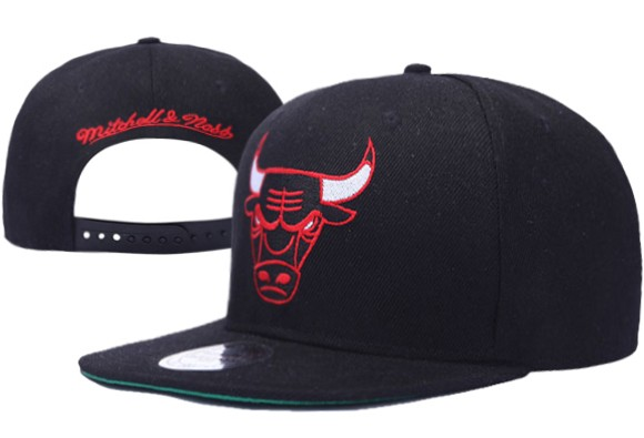 Chicago Bulls NBA Snapback Hat XDF035
