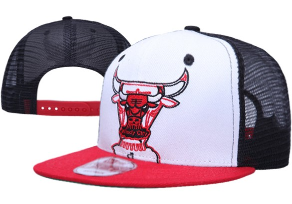 Chicago Bulls NBA Snapback Hat XDF040