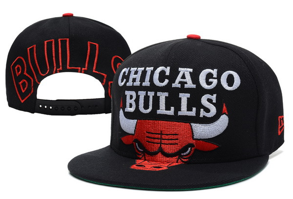 Chicago Bulls Snapback Hat XDF 18