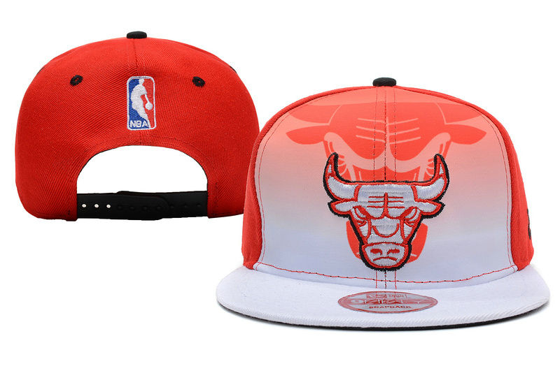Chicago Bulls Snapback Hat XDF 21