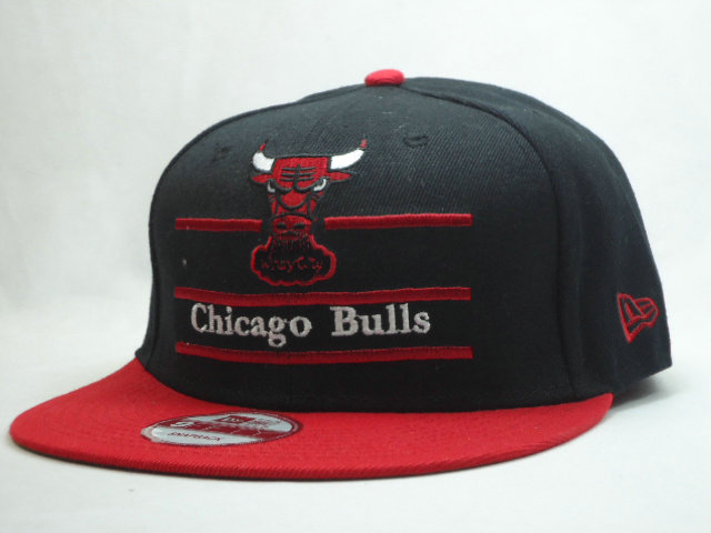 Chicago Bulls Snapback Hat YS 5
