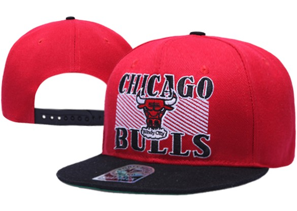 Chicago Bulls NBA Snapback Hat XDF048