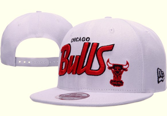 Chicago Bulls NBA Snapback Hat XDF056