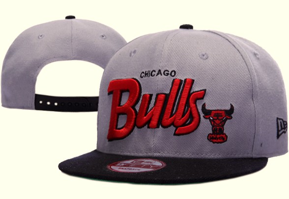 Chicago Bulls NBA Snapback Hat XDF057