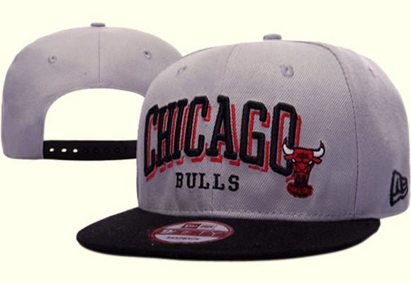 Chicago Bulls NBA Snapback Hat XDF058