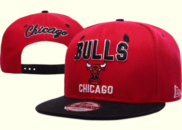 Chicago Bulls NBA Snapback Hat XDF060