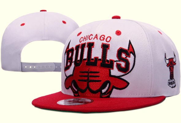 Chicago Bulls NBA Snapback Hat XDF061