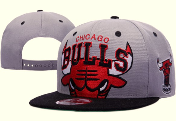 Chicago Bulls NBA Snapback Hat XDF062