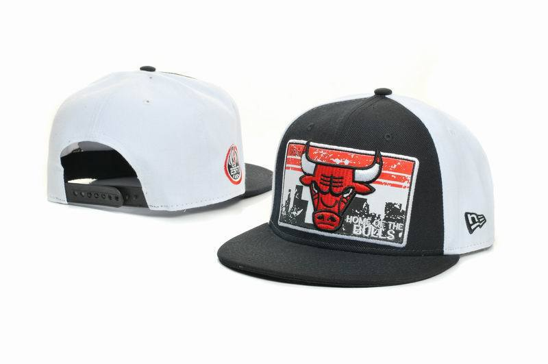 Chicago Bulls Snapback Hat GF 2
